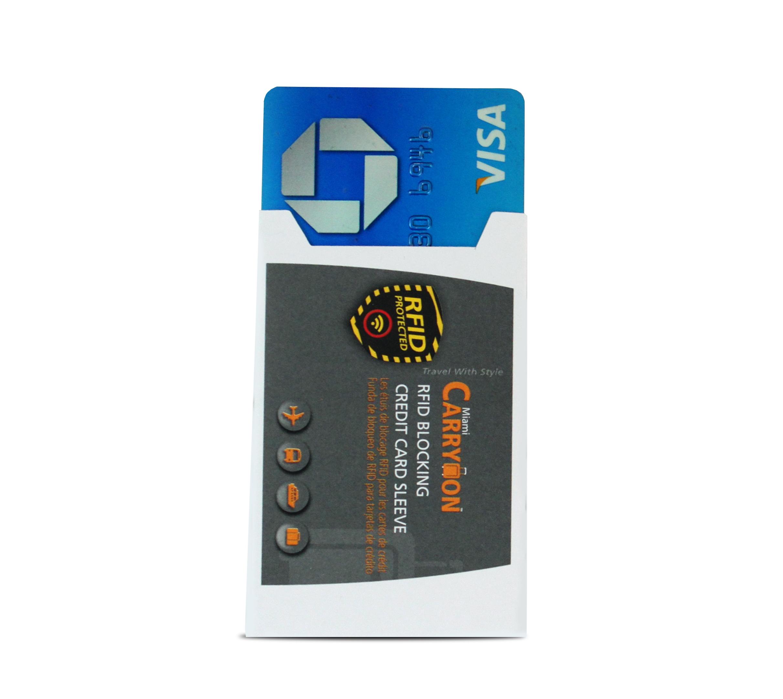 Rfid blocking credit card sleeve miami carryon wholesale rfid credit card sleeve buycottarizona