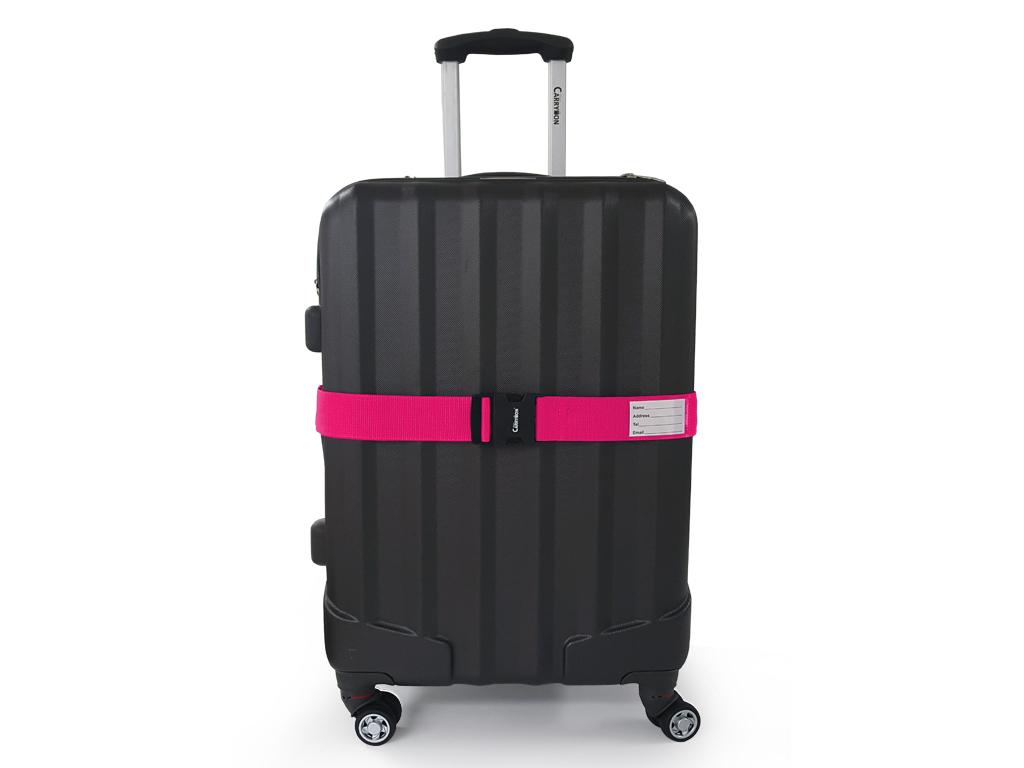 Adjustable Luggage Strap Miami Carry On | Naftali Wholesale