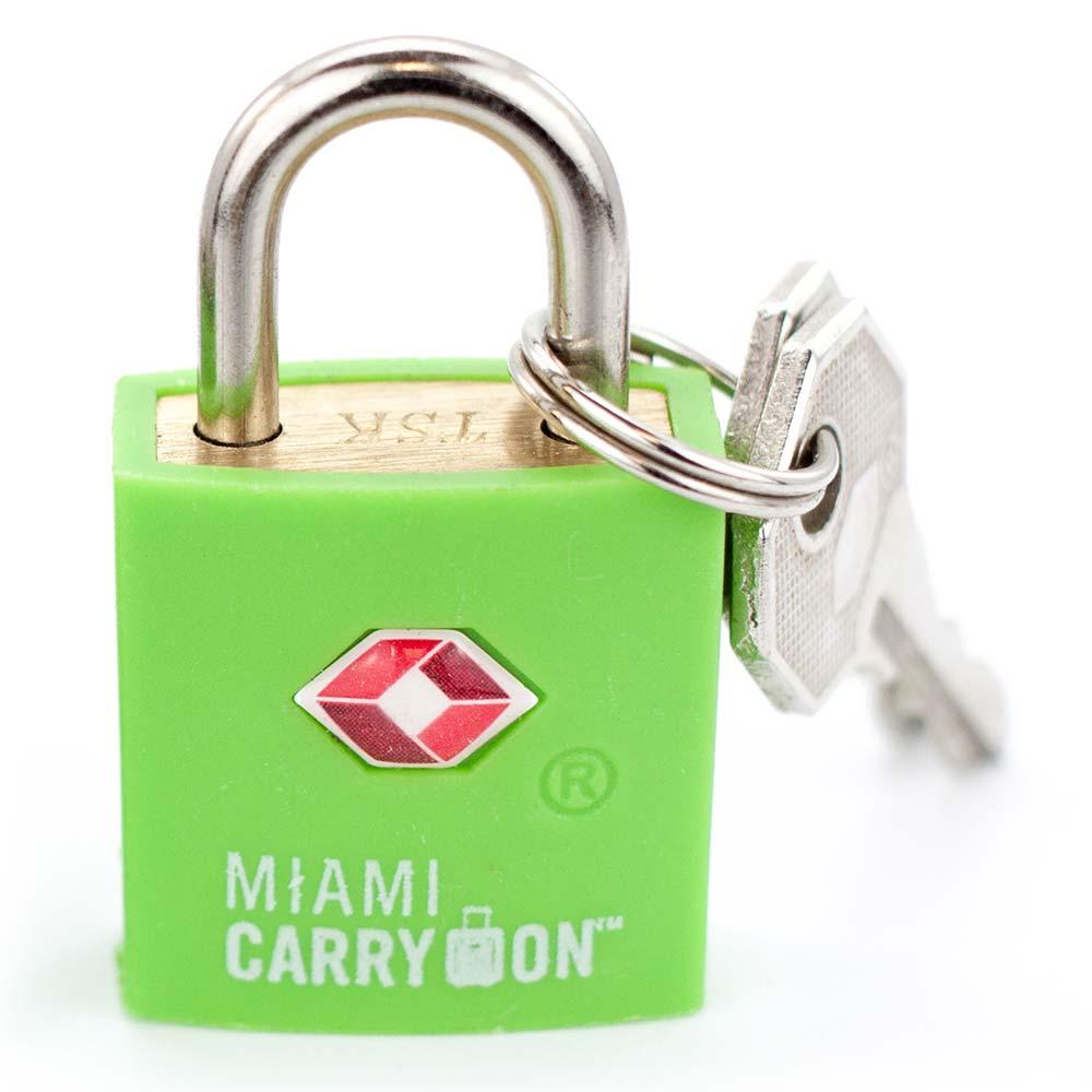 40790431b999 TSA Approved Keyed Luggage Padlock - 0.9