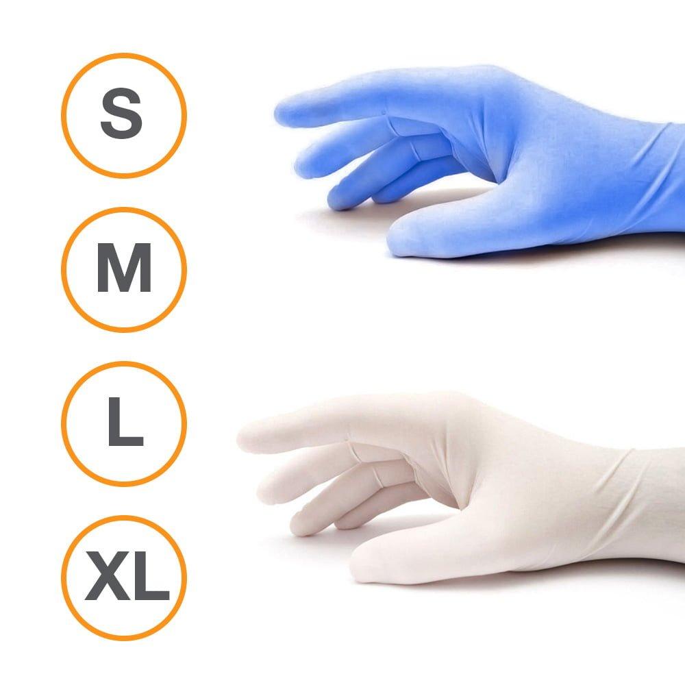 Nitrile Glove Latex Free